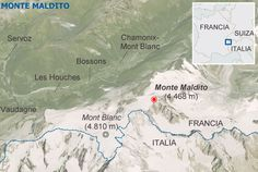 Se trata de la peor tragedia sucedida en los Alpes franceses desde 2008. Nueve personas fallecieron el jueves y otras nueve resultaron heridas a causa de una avalancha de nieve y hielo ocurrida en el Monte Maldito (4.345 metros), una de las vías más populares de ascenso al Mont Blanc (sureste de Francia).