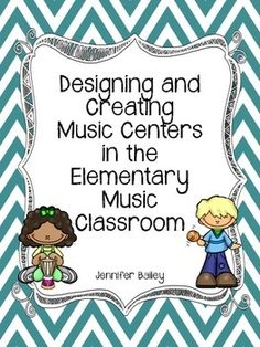 Always wanted to try Elementary Music Centers, but not sure where to begin? This freebie has great ideas to get you started! Kindergarten Music, Preschool Music, Music Activities, Music Lesson Plans, Music Lessons, Elementary Music, Upper Elementary, Elementary Schools, Music Station