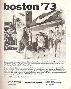 Vintage Tennis, Vintage Nike, Vintage Ads, Vintage Posters, Vintage Designs, Vintage Shoes, Nike Poster, Nike Cortez Shoes, Nike Shoes
