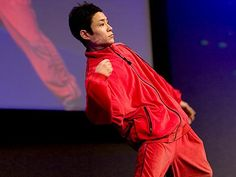 Kenichi Ebina moves his body in a manner that appears to defy the limits imposed by the human skeleton. He combines breakdancing and hip-hop with mime using movements that are simultaneously precise and fluid. | ted.com #Dance