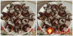 Christmas Sweets, Christmas Cookies, Desert Recipes, Smoothies, Panna Cotta, Sweet Tooth, Deserts, Food And Drink, Baking