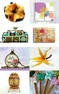 Summer Finds by G�lden K�yl� on Etsy--Pinned with TreasuryPin.com