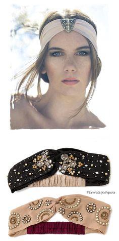 KoloDIY: Вдохновение: оригинальные повязки на голову