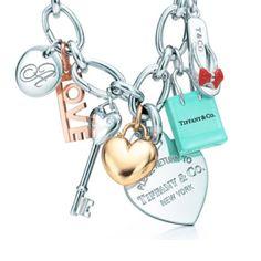 bc1abb1c0e83 Tiffany  amp  Co charm bracelet..need more charms for my bracelet Tiffany  Jewellery