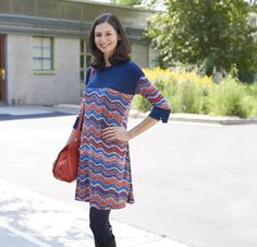 The Christine Haynes Marianne Dress is the perfect casual knit garment for breezing around the town. Featuring an above-the-knee length, cap sleeves and a round neckline with an option for a Peter ...