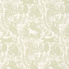 Westonbirt - Sage fabric, from the Blighty collection by Studio G