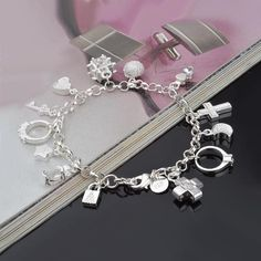 CROSS STAR PENDANT CHARM BRACELETS. Now 9.99$ + Free Shipping Check out for more in our store