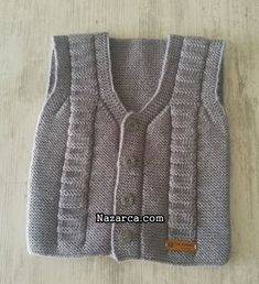 Knit Vest, Baby Knitting Patterns, Diy And Crafts, Barbie, Sweaters, Baler, Fashion, Counted Cross Stitches, Crochet Blankets