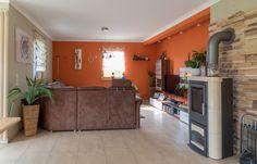 gemütliches Wohnzimmer in einem Hartl Haus Kundenhaus Divider, Room, Furniture, Home Decor, Living Room, Bedroom, Decoration Home, Room Decor, Rooms