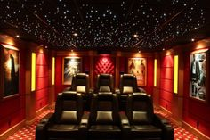 .For a free quote on your own CineStar Acoustic ceiling panels - head over to CinemaShop.com or call one of our expert specialists at 866-243-1001