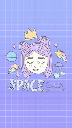 Imagen de wallpaper, space, and Queen