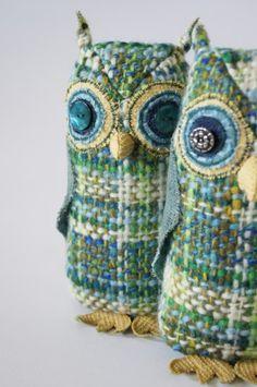 fiber owls....