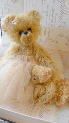 Angelina Ballerina by By Sharon Hale of Shaz Bears | Bear Pile  ... teddy bear