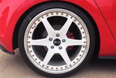 """FS: 19"""" OZ Galilleo III 3 Piece wheels"""