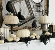 Indoor Halloween Decorating Ideas | This entry is part of 23 in the series…