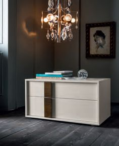 FLIPPER Bedside table Flipper Collection by Dall'Agnese design Massimo Rosa