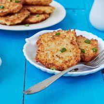 Ma recette du jour : Beignets de chou-fleur sur Recettes.net