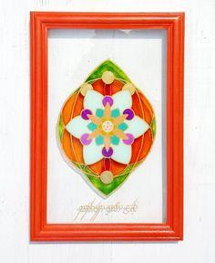 Jezgro volje 185 x 275 cm #urbisfloriana #slikarstvo #Glasspainting #belgrade #madeinserbia #slika #artglass #artforsale