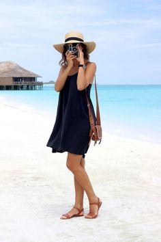 36 Look com Chapéu de Verão para você usar o ano inteiro
