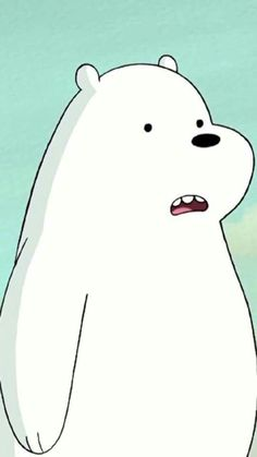 ¡Que Bello! Bear Wallpaper, Cartoon Wallpaper, Iphone Wallpaper, Ice Bear We Bare Bears, We Bear, We Bare Bears Wallpapers, Cute Wallpapers, Bear Cartoon, Cute Cartoon