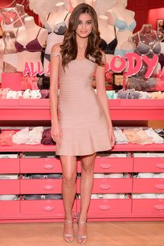 New Victoria's Secret Angel Taylor Hill - August 5, 2015