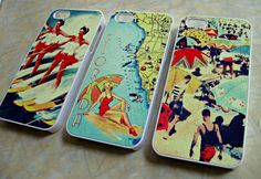 iPhone 5 Cases by VintageBeach,