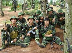 vietnamese military | the misery of being exploited by capitalists is nothing compared to ...
