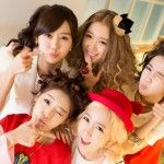 Crayon Pop held first guerrilla mini concert in Dongdaemun