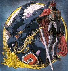 Zwauth and Black Knight