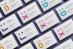 Creation of identity for dental clinic
