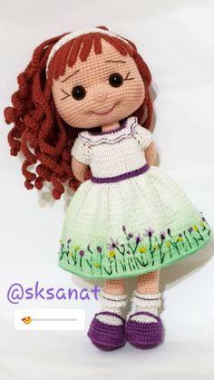Yeşim bebek Crochet Hats, Diy, Fashion, Amigurumi, Knitting Hats, Moda, Bricolage, Fashion Styles, Handyman Projects