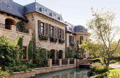 Gisele Bündchen and Tom Brady's French Chateau