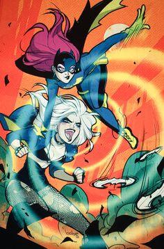 Batgirl #48 - Babs Tarr