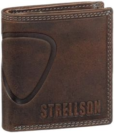 Strellson Baker Street Billfold Q7 4010000047 Herren Geldbörsen 9.5 x 10 x 2.5 cm (B x H x T) - http://uhr.haus/strellson/strellson-baker-street-billfold-q7-4010000047-9-5