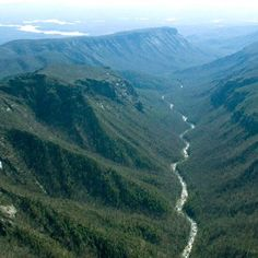 Linville Gorge N. C.