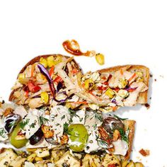 Backyard BBQ Chicken Salad - Rachael Ray Every Day