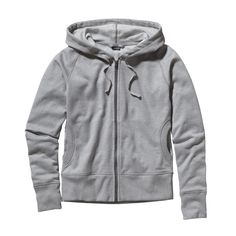 For summer morning's chill, the Patagonia Women's Cloud Stack Hoody fits snuggly and layers with all your favorite yoga tops. Check it out. £85