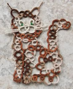 West Pine Creations: Cat