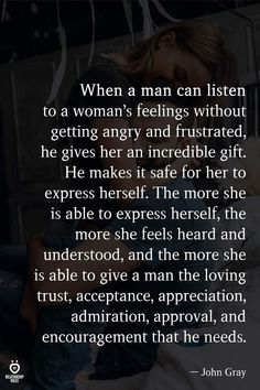 When A Man Can Listen To A Woman's Feelings Without Getting Angry And Frustrated - Trend True Quotes 2020 Unhappy Relationship Quotes, Healthy Relationships, Acceptance Quotes Relationships, Relationship Games, Broken Relationships, Trust Quotes, Me Quotes, Funny Quotes, Quotes About Trust
