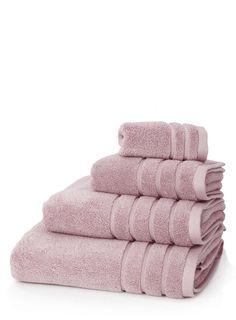 Vintage Pink Ultimate Towel Range