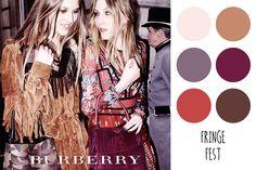 Fringe Fest color palette