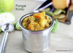 Jeyashri's Kitchen: EZHUKARI KOOTU RECIPE| PONGAL FESTIVAL RECIPES | MIXED VEGETABLES KOOTU