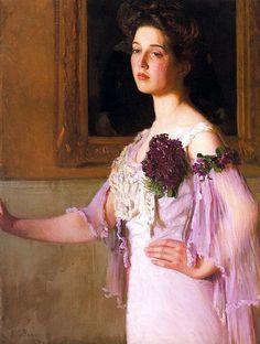 Eva Gonzales (Self Portrait, 1880) | Virtual Gallery | Pinterest
