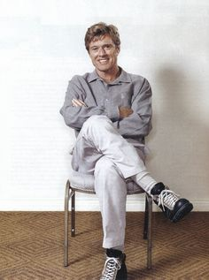 * Robert Redford * 'Speak out for what you believe and what you feel. You have to live with yourself. Hollywood Men, Hollywood Stars, Paul Newman Robert Redford, Sundance Kid, Famous Stars, Hugh Jackman, Dream Guy, Star Wars, Vintage Movies