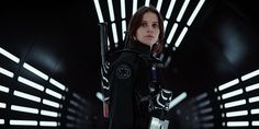 The first trailer for Rogue One: A Star Wars Storyhas been released on Thursday morning onGood Morning America, giving us a first look at Jyn Erso (Felicity Jones) and the band of Resistance fighters on a dangerous mission to steal plans for the Empire's Death Star. The standalone film is set before the events of A New Hope. There's a lot of cool action-packed footage in this trailerthat I can't wait to see unfold. Watch the trailer here:      Directed b