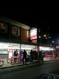 When on cheesesteak corner, pay respects to the Olivieri family who invented the cheesesteak and go to Pat's, dammit