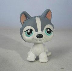 LPS-Littlest-Pet-Shop-Siberian-Husky-Dog