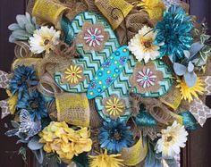 Dazzling Jeweled Butterfly Welcome Burlap Deco Mesh Wreath, Turquoise Wreath, Spring Mesh Wreath, Summer Wreath, Front Door Wreath Halloween Door Wreaths, Halloween Deco Mesh, Turquoise Wreath, Mesh Wreath Tutorial, Witch Wreath, Welcome Wreath, Deco Mesh Wreaths, How To Make Wreaths, Burlap Wreath