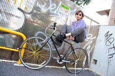 Kyoto Koyama on the bike!!! http://aileron-dg.com