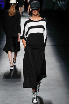 Y-3 Spring 2013 Ready-to-Wear Collection Slideshow on Style.com